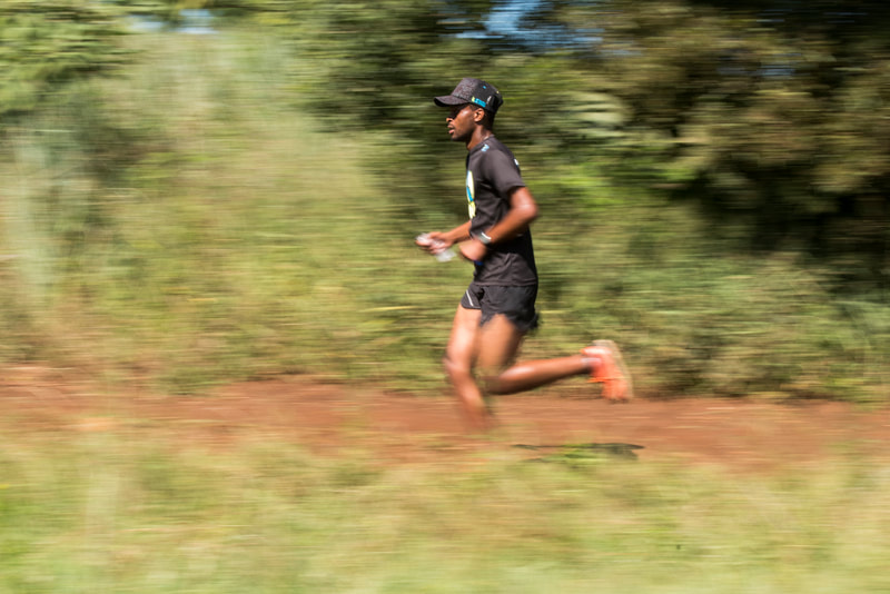 Athletes taking part in the full and half events at the Cordwalles Mudman held at Midmar Dam