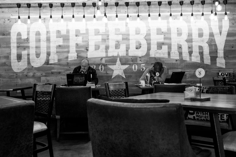 Image from some Coffeberry Cafe Shoots. Image: BOOGS Photography / Andrew Mc Fadden