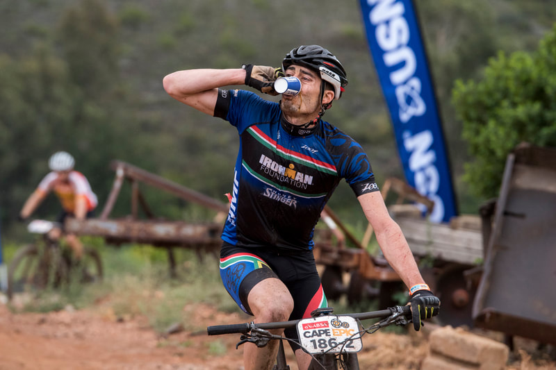 Absa Cape Epic images of foodie Friday. Photo: BOOGS Photography / Andrew Mc Fadden, USN, Food photography, South African Photography