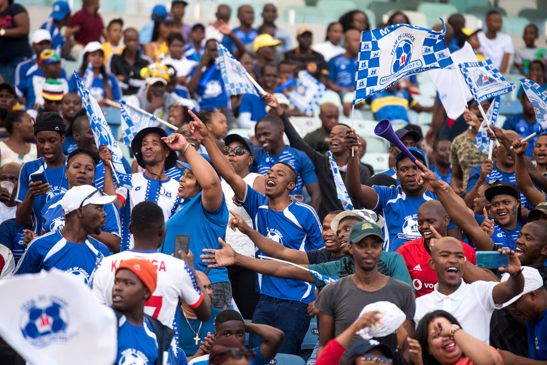 Maritzburg United Fans image during #FridayFun . Image: BOOGS Photography / Andrew Mc Fadden