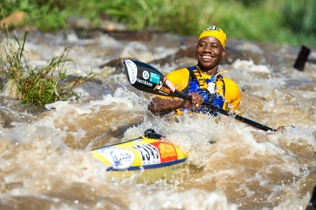 Dusi Canoe Marathon image during #FridayFun . Image: BOOGS Photography / Andrew Mc Fadden