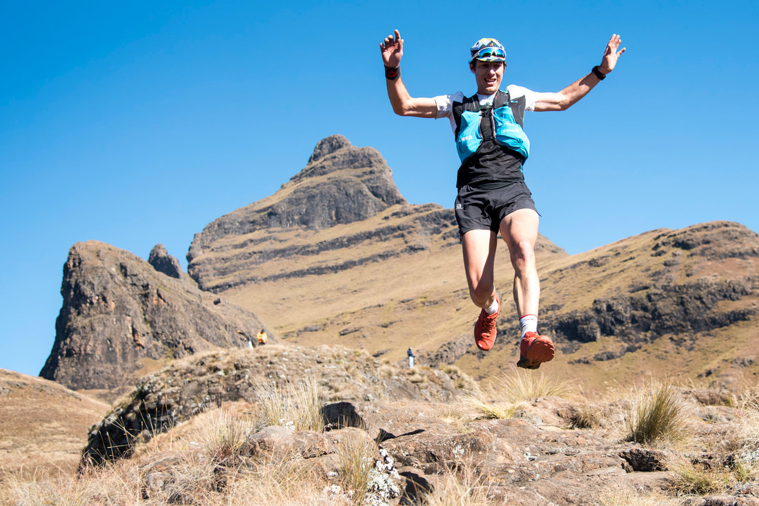 Cathedral Peak Challenge Images of #MotivationMonday. Image: BOOGS Photography / Andrew Mc Fadden