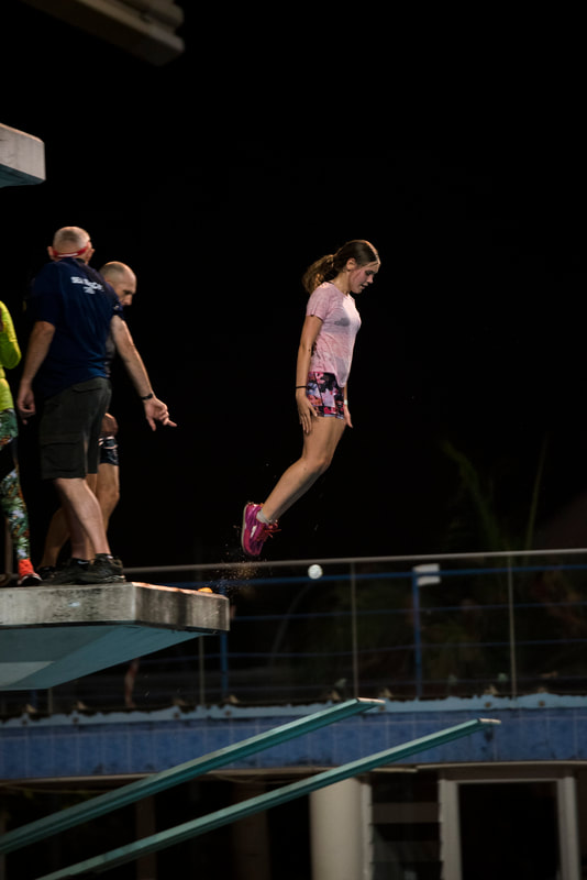 during the recent Jump City Challenge, Stadium Dash that took place in and around Durban. Image: BOOGS Photography / Andrew Mc Fadden