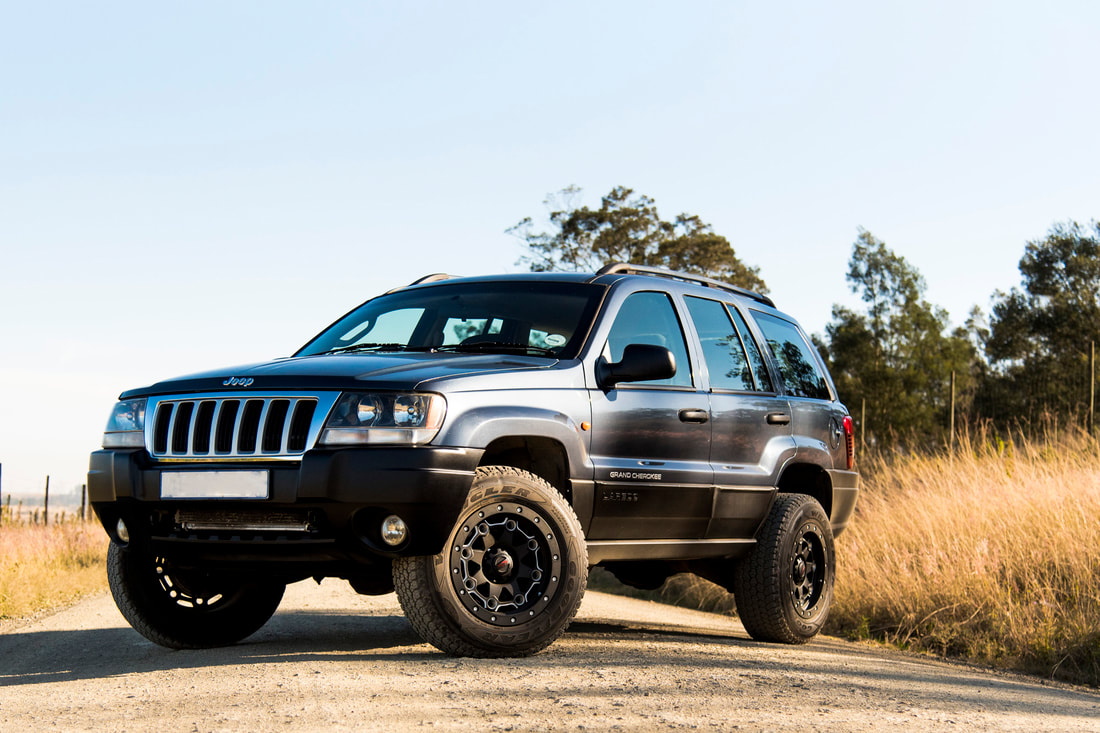 Jeep Grand Cherokee Throttle Thursday. Image: BOOGS Photography / Andrew Mc Fadden