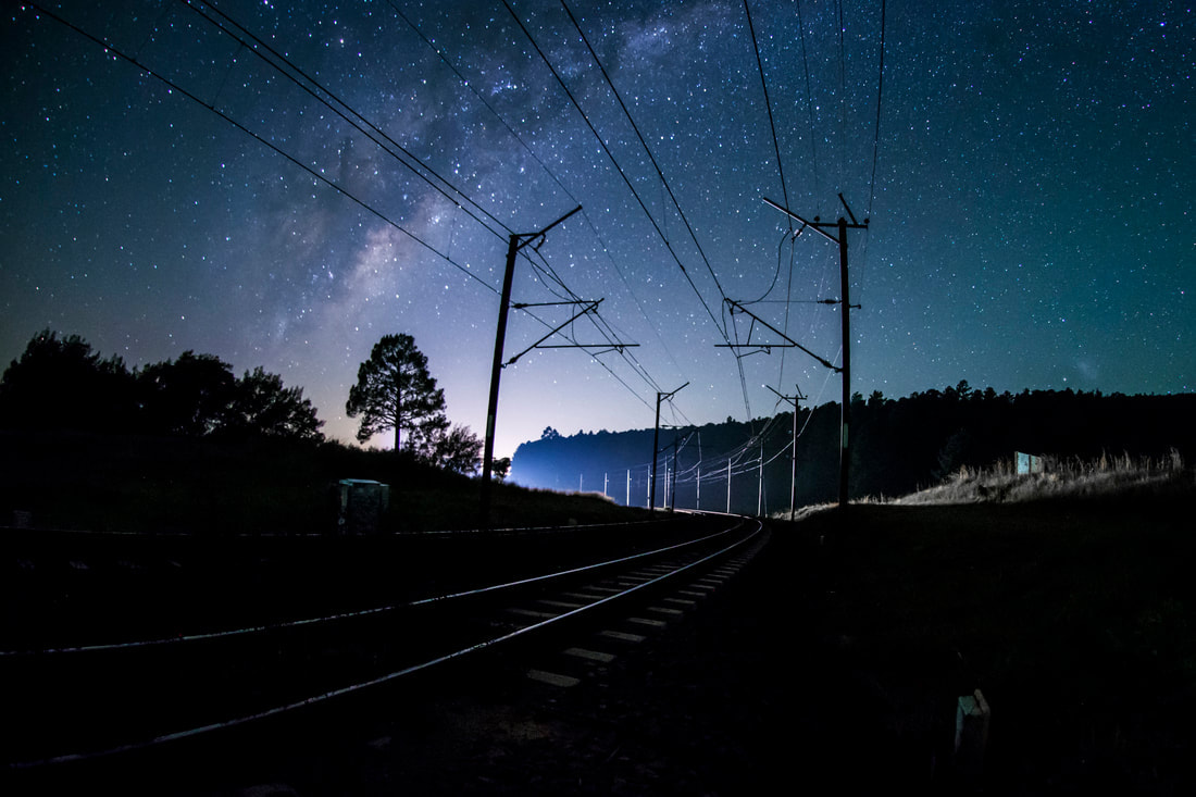 Stars in the KZN Midlands - Travel Tuesday - BOOGS Photography / Andrew Mc Fadden