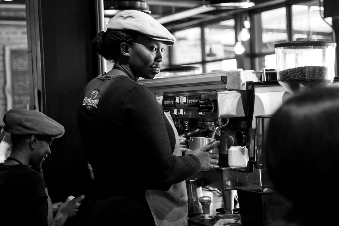 Coffeeberry Cafe image of #WorkPlaceWednesday. Photo: BOOGS Photography / Andrew Mc Fadden
